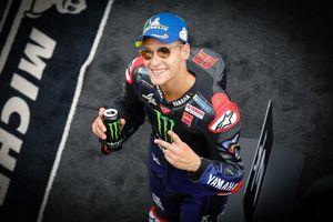 MotoGP Emilia Romagna 2021 - Selangkah Jadi Juara, Fabio Quartararo Pilih Main Cerdik