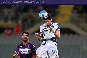 Dibikin Malu Fiorentina di Babak Pertama, Rekor Inter Milan Terancam Berakhir