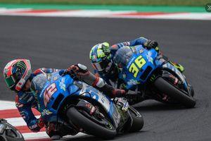 Mesin GSX-RR Lebih Gacor, Alex Rins dan Joan Mir Optimistis Hadapi MotoGP 2022