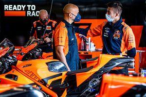 Didepak Yamaha, Mantan Kepala Kru Maverick Vinales Membelot ke KTM Demi Dua Pendatang Baru