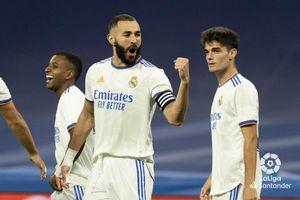 LIGA SPANYOL – Real Madrid Panen Gol, Karim Benzema Lampaui Rekor Lionel Messi dan Cristiano Ronaldo