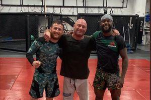 Meski Gelar UFC Jadi Sesembahan, Dua Jagoan Ini Takkan Pernah Saling Tumbuk