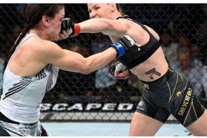 Ratu UFC, Valentina Shevchenko Ogah Terlena dan Pilih Jadi Hewan Buas