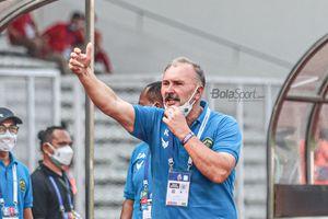 Pelatih Tira Persikabo Tutup Mulut soal Resep Bantai Borneo FC, tetapi Ada Rahasia Penting