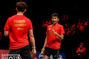 Live TVRI! Link LIve Streaming Thomas Cup 2020 - Indonesia Vs China, Saatnya Revans dan Juara