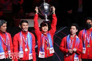 Parah! Indonesia Sudahi Puasa Gelar Thomas Cup, Legenda Bulu Tangkis Ini Kecewa Bukan Main