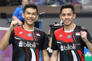 Hasil Lengkap French Open 2021 – Fajar/Rian dan 3 Wakil Indonesia Raih Hasil Sempurna di Hari Pertama