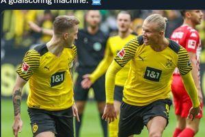 Hasil dan Klasemen Bundesliga - Erling Haaland Cetak 49 Gol dalam 49 Laga, Dortmund Salip Bayern Muenchen