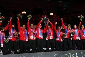 Thomas Cup 2020 - Gunduli China dan Bawa Pulang Piala ke Tanah Air, Indonesia Samai Prestasi 27 Tahun Silam