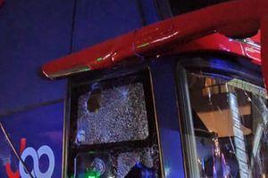 Bus Arema FC Diserang, Salah Satu Pelaku Oknum Pendukung Persebaya