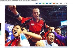 Digaji Malaysia, Hendrawan Tetap Akui Indonesia Lebih Layak Juarai Piala Thomas
