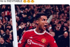 Pesan Tegas Cristiano Ronaldo Usai Bawa Man United Comeback Lawan Atalanta