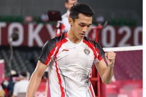 Denmark Open - Jonatan Christie Jadi Tumpuan Indonesia, Dicegat Final Kepagian Vs Kento Momota?