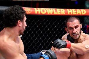 Bikin Bos UFC Semringah Saksikan KO Super Ganasnya, Jagoan Ini Langsung Sasar Israel Adesanya