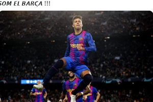 Bawa Barca Raih Kemenangan Perdana di Liga Champions, Pique Samai Rekor Legenda Real Madrid
