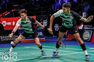 Hasil Lengkap French Open 2021 - Termasuk Marcus/Kevin, 5 Wakil Indonesia Maju ke Babak Kedua