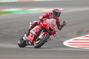 MotoGP Emilia Romagna 2021 - Francesco Bagnaia Ogah Terlena dengan Penderitaan Fabio Quartararo