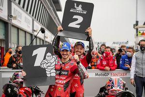 MotoGP Emilia Romagna 2021 – Demi Gelar Juara Dunia, Jack Miller Siap Jadi Benteng Murid Valentino Rossi Lagi