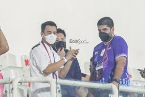 RANS Cilegon FC Menang atas PSKC,  Raffi Ahmad: Tidak Ada Superman Tapi Super Team