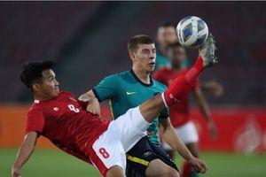 Kualifikasi Piala Asia U-23 2022 - Timnas U-23 Indonesia Kalah Tipis, Pendukung Thailand Marah-marah Karna Hasil Imbang