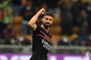 AC Milan Kudeta Puncak Klasemen Usai Menang Minimalis, Olivier Giroud: Yang Penting Menang