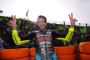 Dendam Rossi kepada Marquez soal MotoGP 2015 Masih Akan Terbawa hingga Pensiun