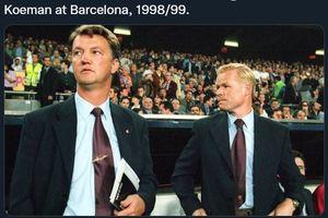 Ronald Koeman Dipecat Barcelona, Senasib dengan Louis van Gaal dan Ernesto Valverde
