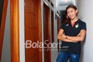 Emilia Nova, Pelari Putri Indonesia yang Siap Bikin Lagu Indonesia Raya Berkumandang pada SEA Games 2019