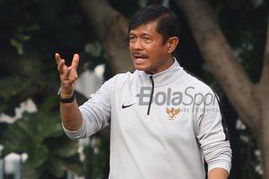 Video- Tingkah Ajaib Bek Kanan Timnas U-22 Indonesia Sukses Bikin Indra Sjafri Ngakak