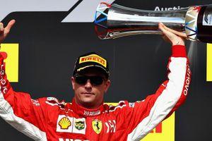 Mekanik Ferrari yang Cedera Karena Tertabrak Raikkonen Sudah Pulih