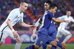 Punya 'Messi' dan Eks Rekan Iniesta, Timnas Thailand Lebih Hebat daripada Timnas Indonesia