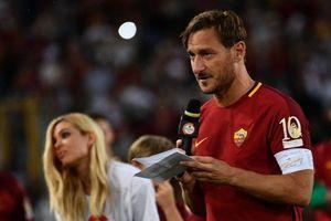 Dampak Positif Virus Corona Bagi Francesco Totti, Akhirnya Bisa Lakukan Hal Langka Ini
