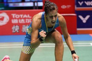 China Open 2019 - Carolina Marin Ingin Segera Lupakan Cederanya