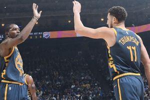 Atasi Clippers, Steve Kerr Puji Penampilan Impresif Kevin Durant