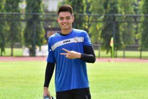 Borneo FC Kembali Andalkan Kiper Muda saat Hadapi Kalteng Putra