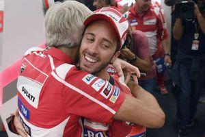 Yamaha Tak Ikut Memojokkan, Bos Ducati Akhirnya Berikan Koemntar