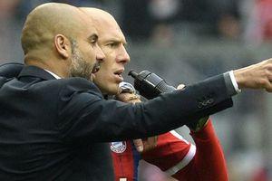 Pernah Kerja Bareng, Arjen Robben Punya Julukan Khusus untuk Pep Guardiola