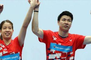 Kejuaraan Asia 2019 - Pasangan Ganda Campuran Malaysia Mengundurkan Diri