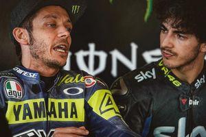 Valentino Rossi Ungkap Potensi Besar Milik Francesco Bagnaia