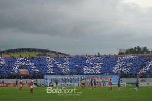 Asa Panser Biru untuk PSIS Semarang di 16 Besar Piala Indonesia