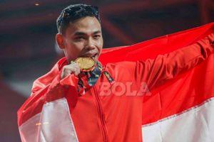 Jadwal Olimpiade Tokyo 2020 - Indonesia Berpeluang Tambah Medali dari Eko Yuli