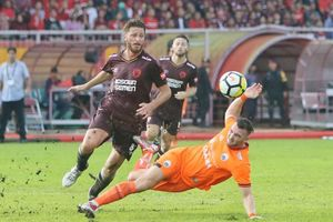 Marko Simic Wapadai Motivasi PSM Makassar di Final Piala Indonesia