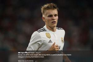 Martin Odegaard Tidak Akan Rayakan Gol jika Jebol Gawang Real Madrid