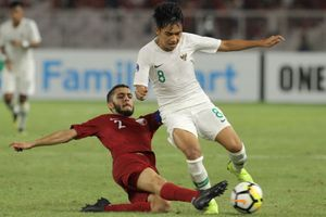 Timnas U-23 Indonesia Tahan Imbang Arab Saudi dan Buat China Juara