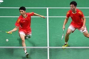 Hasil Thailand Masters 2020 - Nasib Ngenes Ganda Putra China Lagi-lagi Terulang
