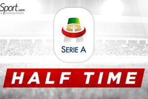 Babak I AC Milan Vs Frosinone - 10 Umpan Silang dari Setan Merah, Skor Masih 0-0