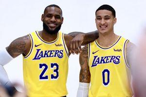 LeBron James Sebut Kyle Kuzma sebagai Pemain Terbaik Ke-3 Lakers