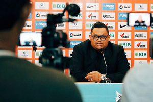 Presiden Borneo FC Iri dan Cemburu pada Persib Bandung, Ada Apa?