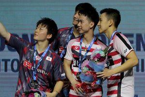 Ganda Putra Jepang Bela-belain Nulis Pakai Bahasa Indonesia Demi Berterima Kasih pada Badminton Lover Tanah Air