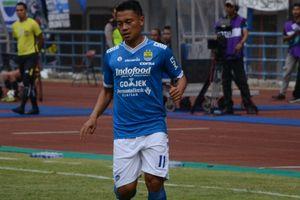 Gelandang Persib Bandung Berusaha Legowo Hadapi Masa Hiatus Liga 1 2020 Akibat Virus Corona